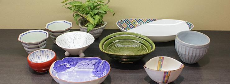 大倉の和の鉢